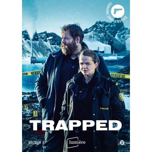 TRAPPED Seizoen 2 | DVD