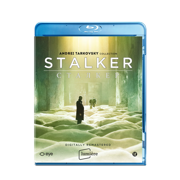 STALKER (Digitally Remastered) | BLU-RAY