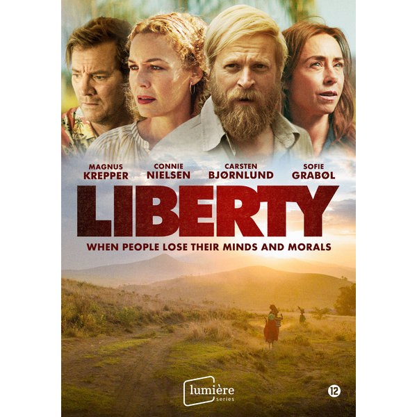Liberty | DVD (RESERVEREN)