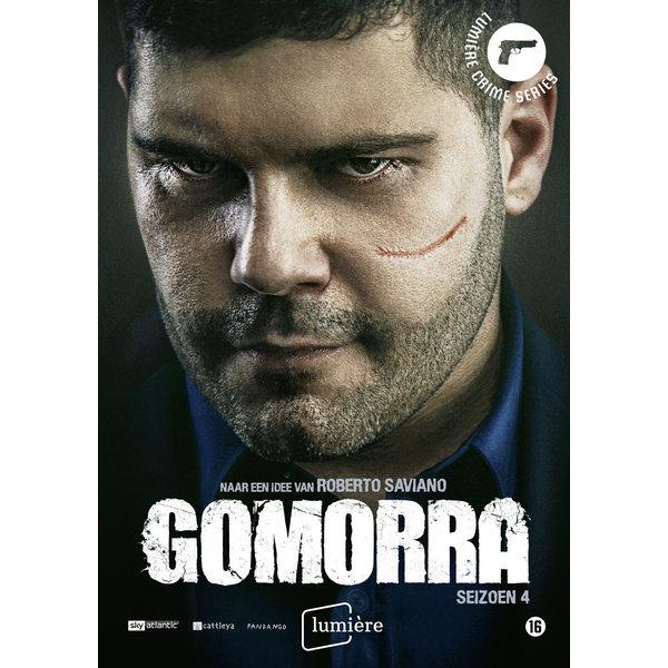 GOMORRA Seizoen 4 | DVD