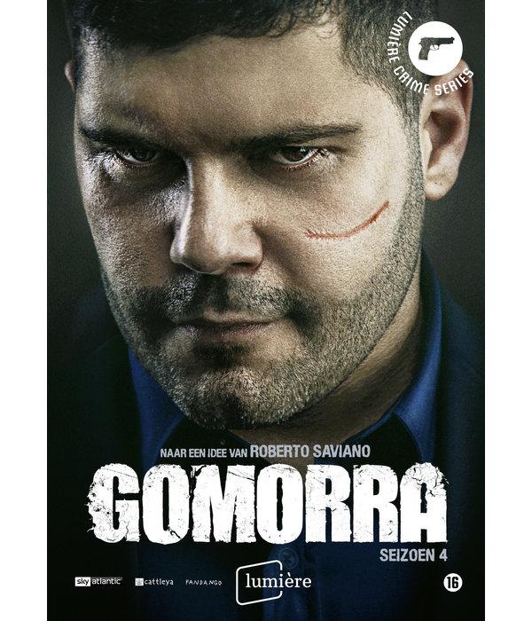 Lumière Crime Series GOMORRA Seizoen 4 | DVD