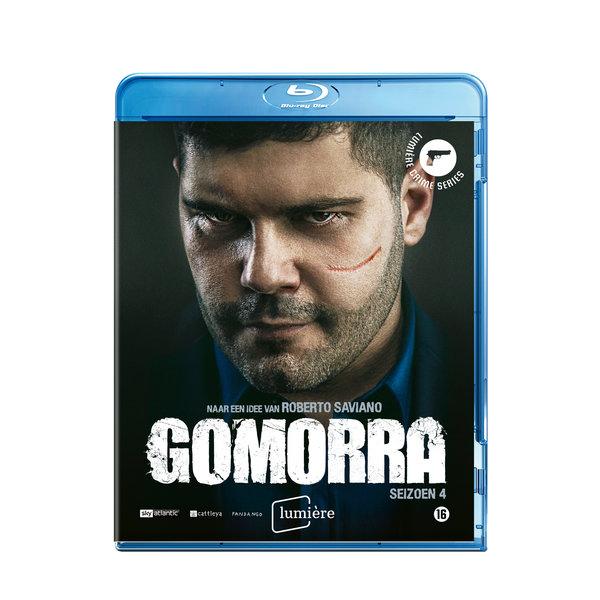 GOMORRA Seizoen 4 | (BLU RAY)