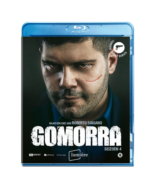 Lumière Crime Series GOMORRA Seizoen 4 | (BLU RAY)