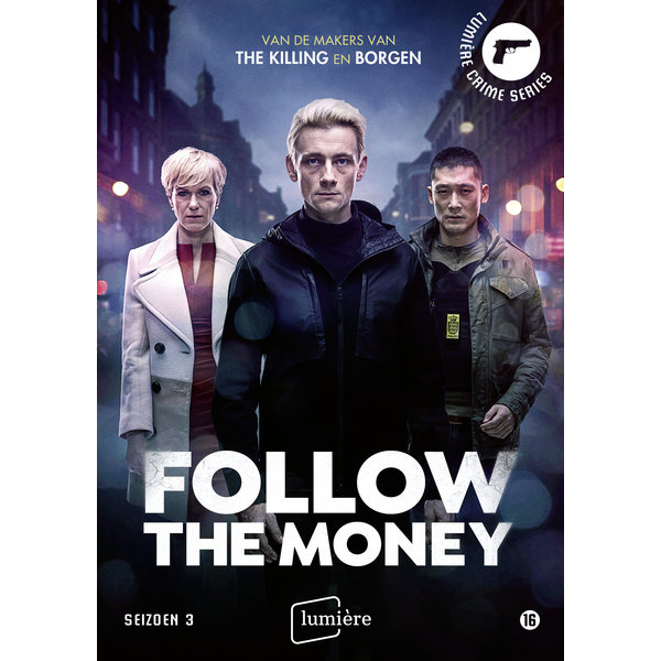 FOLLOW THE MONEY Seizoen 3 | DVD