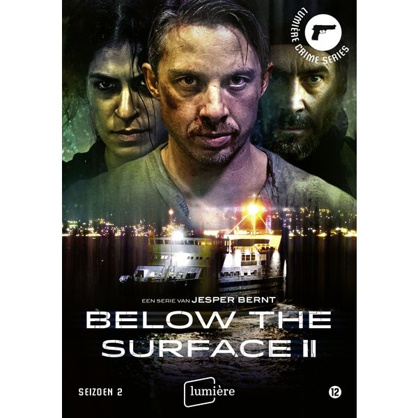 BELOW THE SURFACE SEIZOEN 2 | DVD