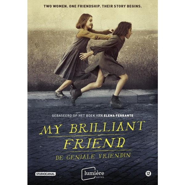 MY BRILLIANT FRIEND | DVD (RESERVEREN)