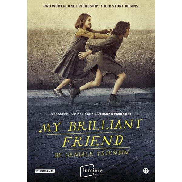 MY BRILLIANT FRIEND SEIZOEN 1 | DVD