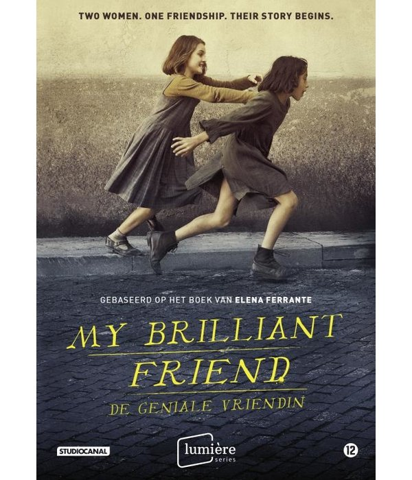 Lumière Series MY BRILLIANT FRIEND | DVD