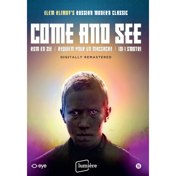 COME AND SEE | KOM EN ZIE | DVD