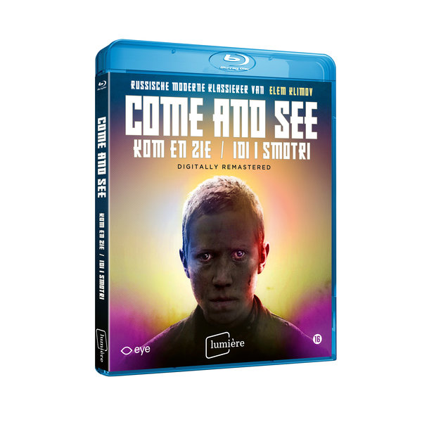 COME AND SEE (Digitally Remastered) | BLU-RAY