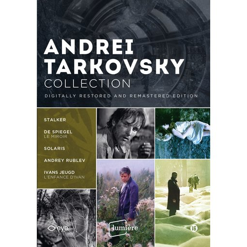 Lumière Classics TARKOVSKY COLLECTION (Digitally Restored & Remastered) | DVD