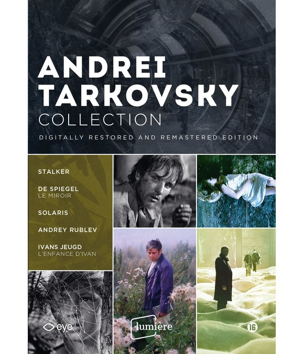 Lumière Classics TARKOVSKY COLLECTION DIGITALLY RESTORED & REMASTERED