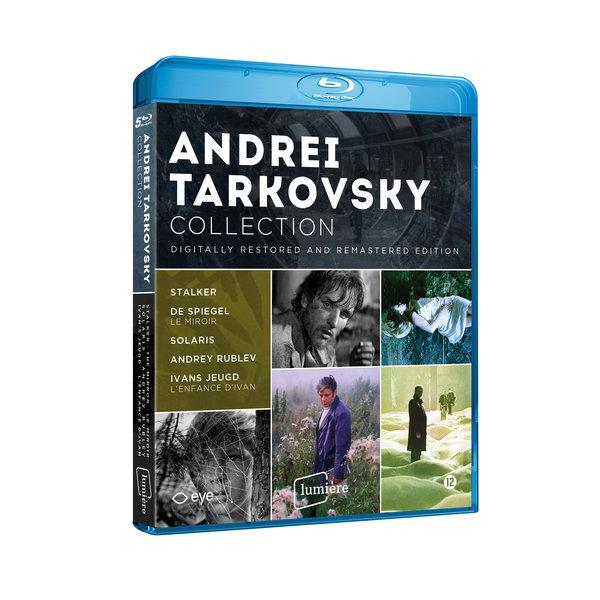TARKOVSKY COLLECTION (Digitally Restored & Remastered) | BLU-RAY