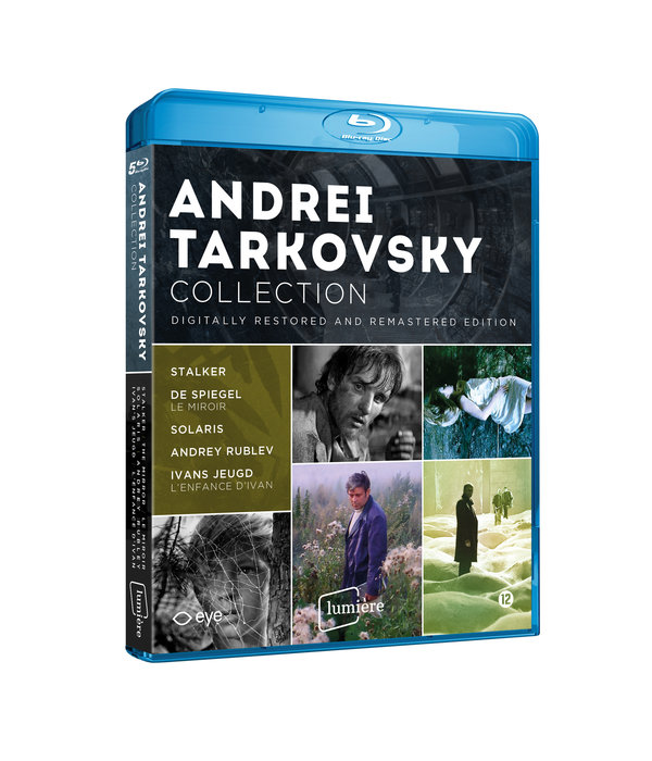 Lumière Classics TARKOVSKY COLLECTION (Digitally Restored & Remastered) | BLU-RAY