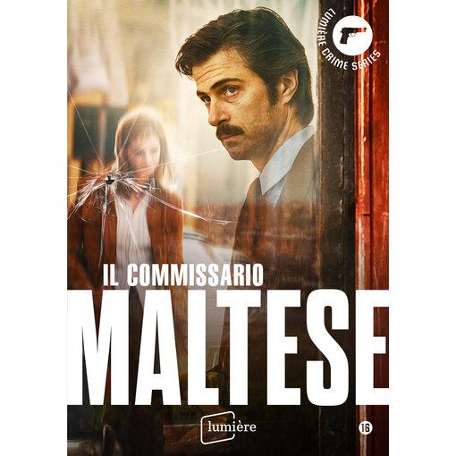 Lumière Crime Series IL COMMISSARIO MALTESE   DVD (RESERVEREN)