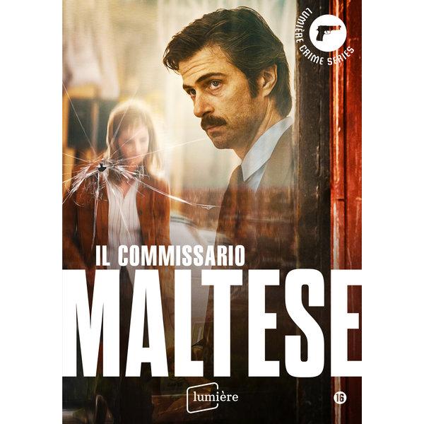 IL COMMISSARIO MALTESE | DVD (RESERVEREN)