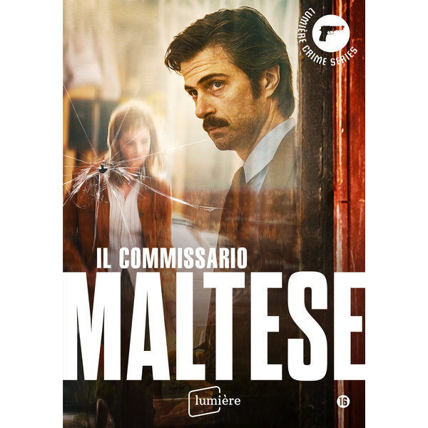 IL COMMISSARIO MALTESE | DVD