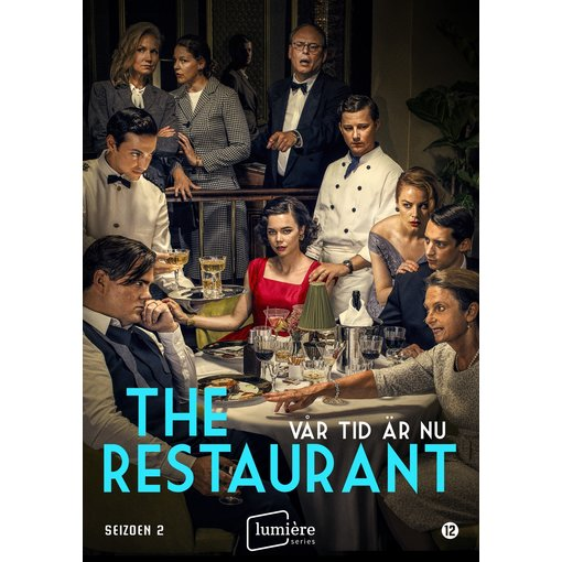 Lumière Series THE RESTAURANT SEIZOEN 2  | DVD