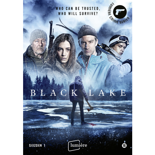 Lumière Crime Series BLACK LAKE SEIZOEN 1 | DVD