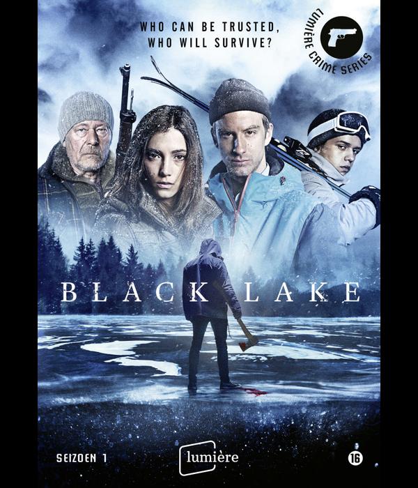 Lumière Crime Series BLACK LAKE SEIZOEN 1 | DVD