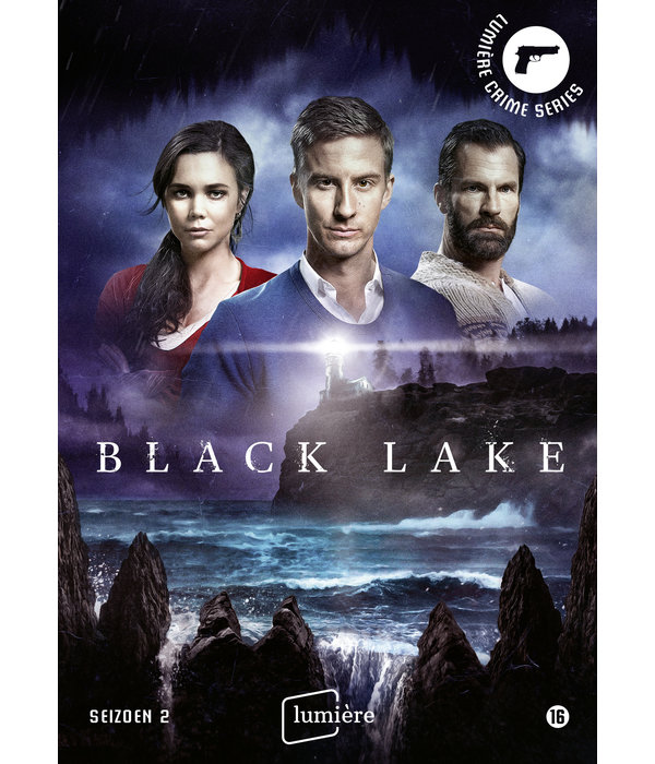 Lumière Crime Series BLACK LAKE SEIZOEN 2 | DVD