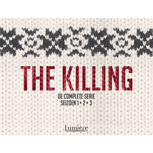 Lumière Crime Series THE KILLING - luxe box