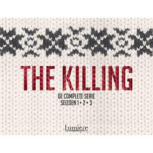 THE KILLING COMPLETE SERIE BOXSET | DVD