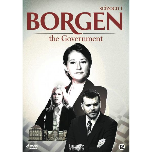 BORGEN SEIZOEN 1 | DVD