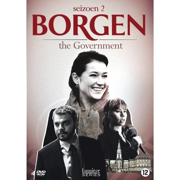 BORGEN SEIZOEN 2 | DVD