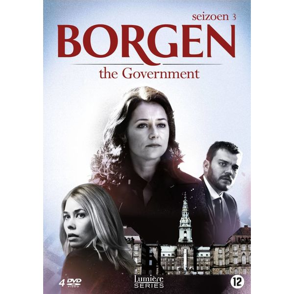 BORGEN SEIZOEN 3 | DVD