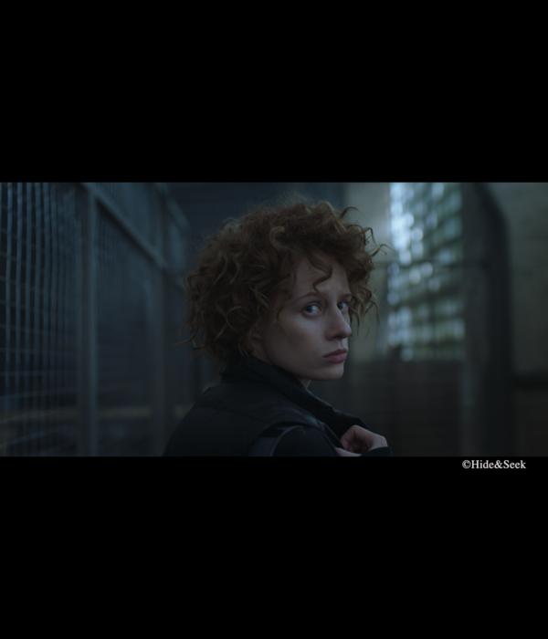 Lumière Crime Series HIDE & SEEK | DVD