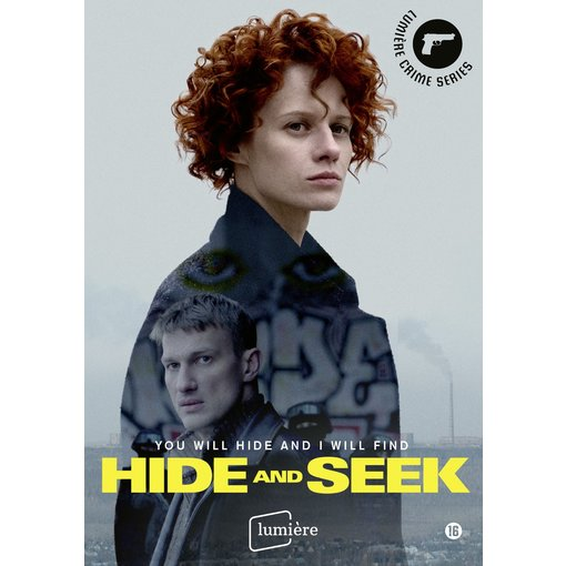 Lumière Crime Series HIDE & SEEK | DVD