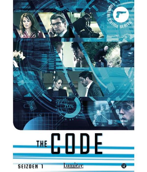 Lumière Crime Series THE CODE SEIZOEN 1 | DVD