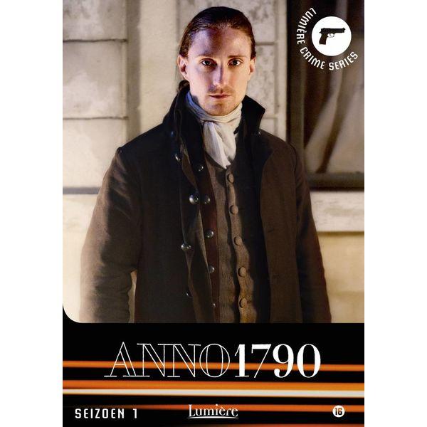 ANNO 1790 SEIZOEN 1 | DVD