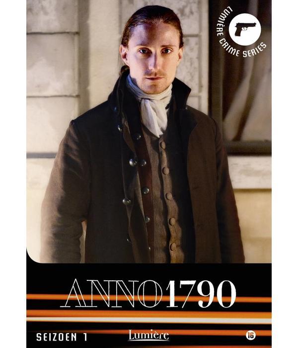 Lumière Crime Series ANNO 1790 SEIZOEN 1 | DVD