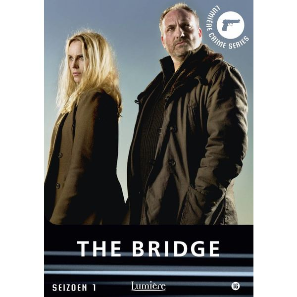 THE BRIDGE SEIZOEN 1 | DVD