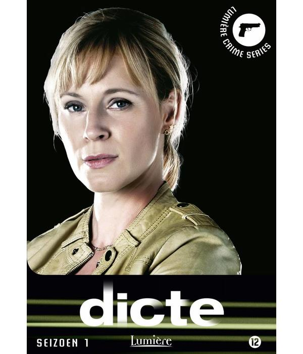 Lumière Crime Series DICTE SEIZOEN 1 | DVD