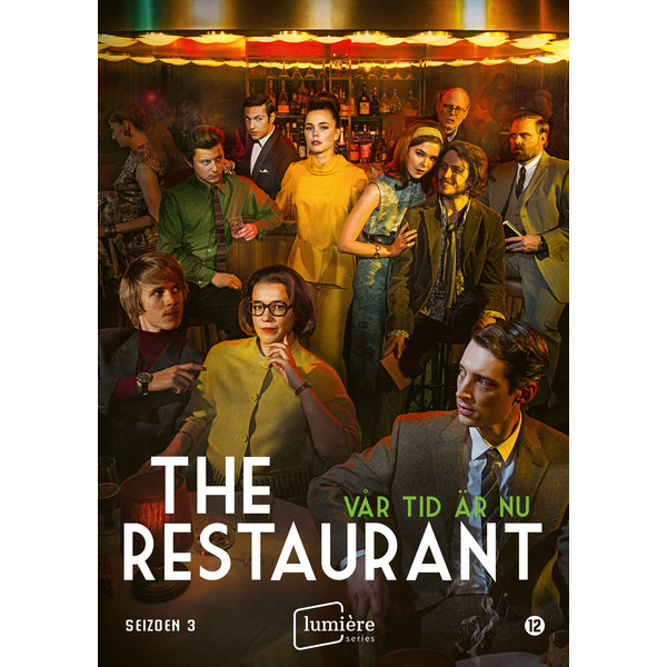 THE RESTAURANT SEIZOEN 3  | DVD