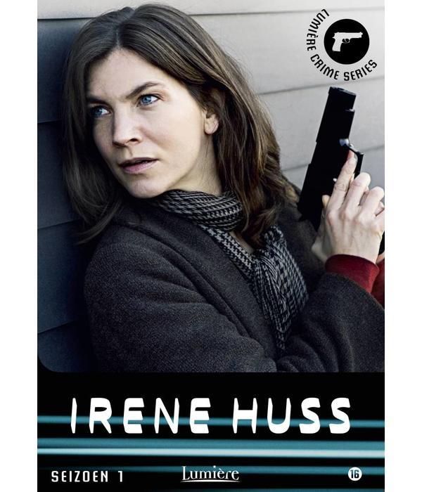 Lumière Crime Series IRENE HUSS SEIZOEN 1   DVD
