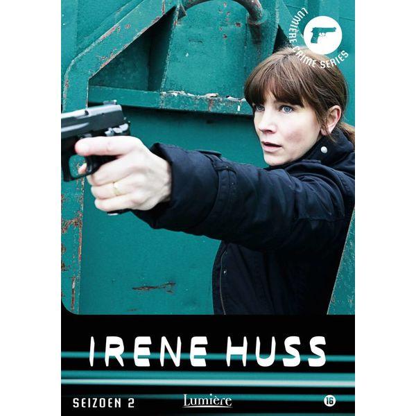 IRENE HUSS SEIZOEN 2   DVD