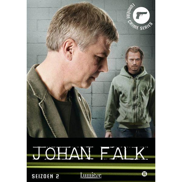 JOHAN FALK SEIZOEN 2 | DVD
