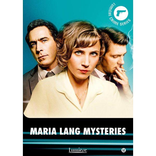 MARIA LANG MYSTERIES