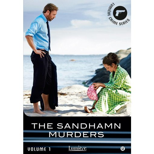 Lumière Crime Series THE SANDHAMN MURDERS - volume 1