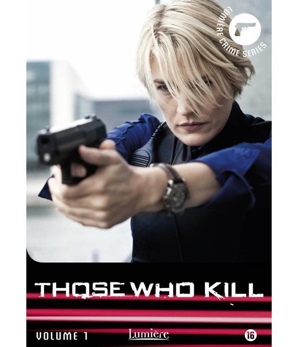 Lumière Crime Series THOSE WHO KILL - volume 1
