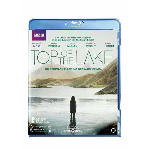 Lumière Crime Series TOP OF THE LAKE - seizoen 1 (Blu-ray)