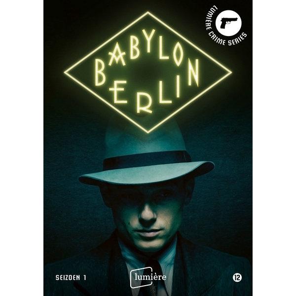 BABYLON BERLIN SEIZOEN 1  | DVD