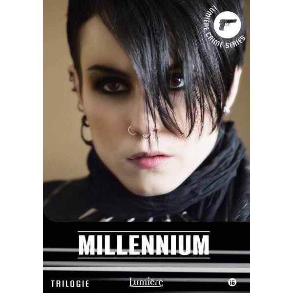 MILLENNIUM TRILOGIE | DVD