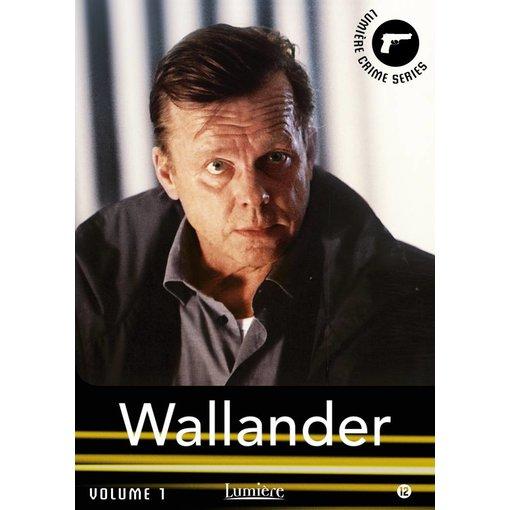 Lumière Crime Series WALLANDER - volume 1
