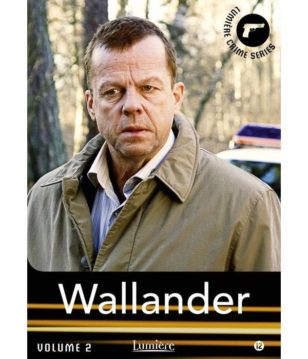 Lumière Crime Series WALLANDER - volume 2