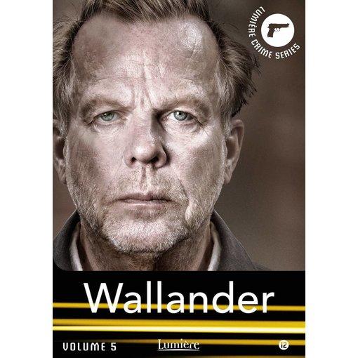 Lumière Crime Series WALLANDER - volume 5 | DVD